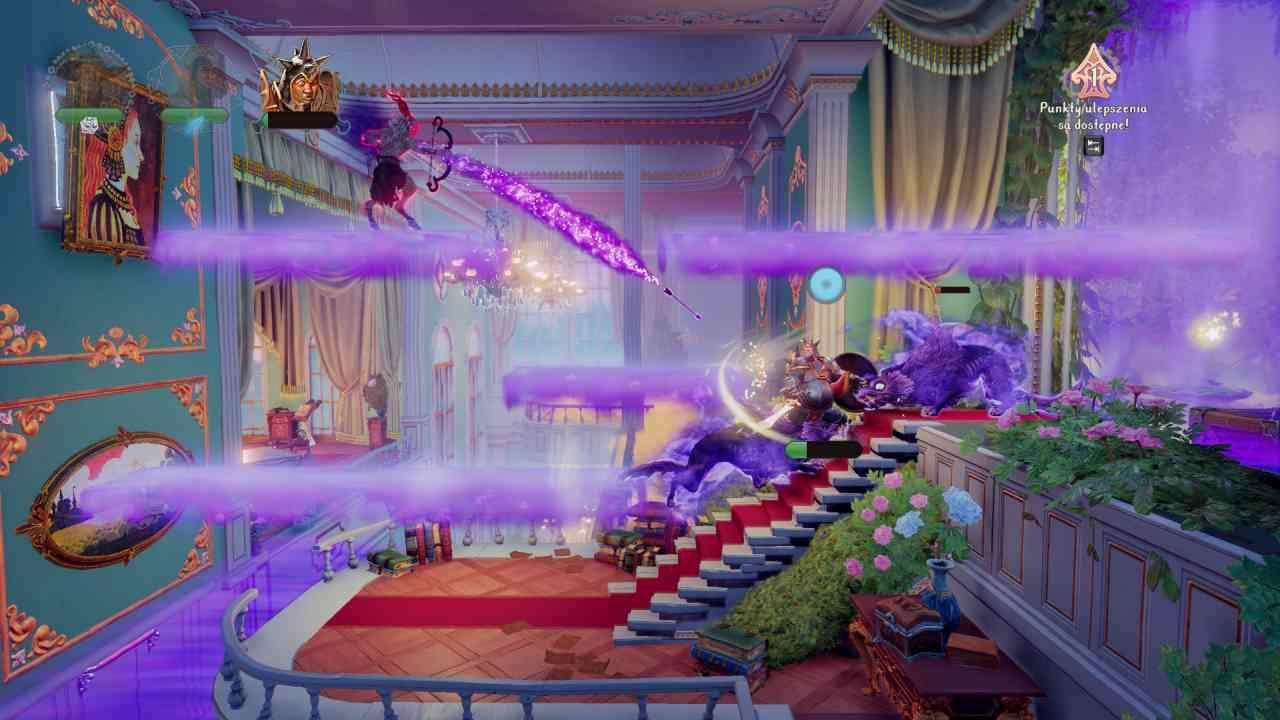 Trine 4: The Nightmare Prince - Areny są zdecydowanie na minus