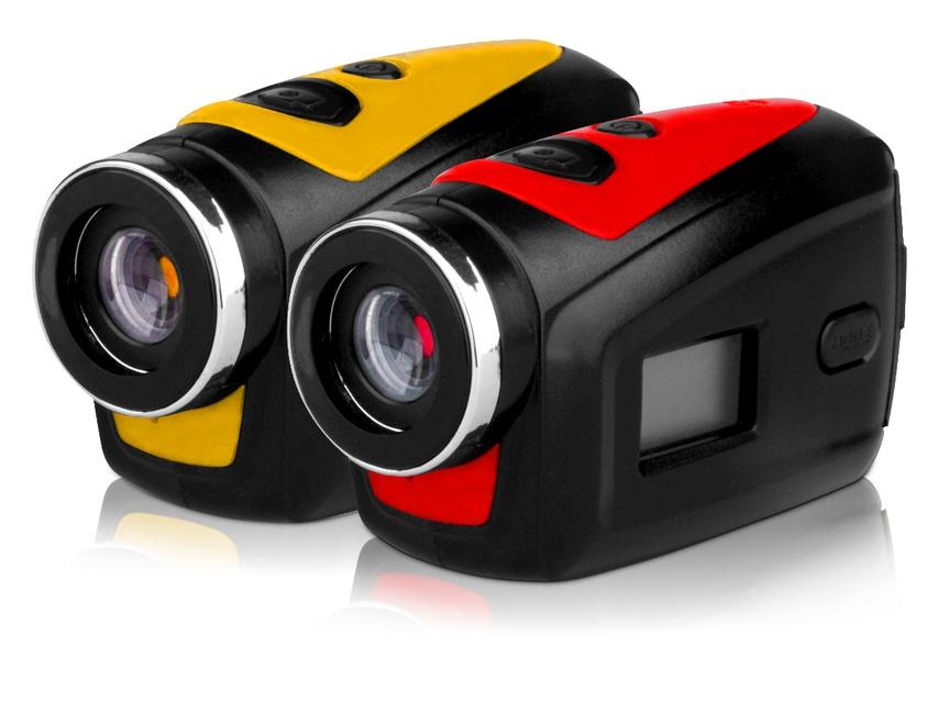 Kamery sportowe ActiveCam marki Overmax dla kochających sport!