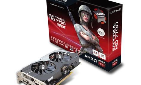 SAPPHIRE HD 7790 1GB GDDR5 DUAL-X OC Rozpakowanie