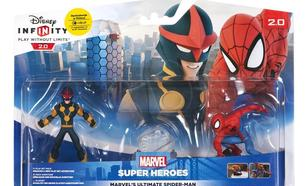 Disney Infinity Spiderman Swiat