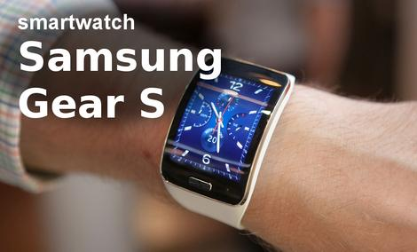 Samsung Gear S Hands-On, czyli świetny SmartWatch prosto z IFA 2014