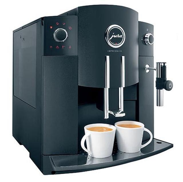Jura Impressa C5 - stylowy ekspres do kawy