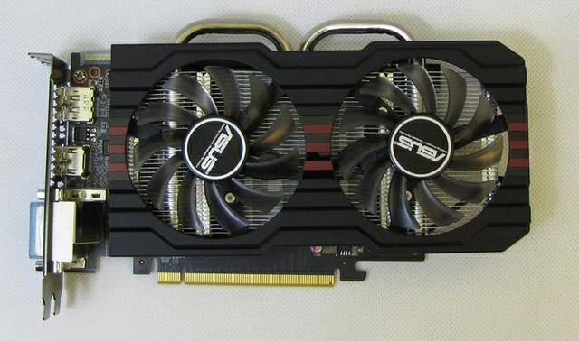 Asus Radeon HD 7790 DirectCU II OC fot2