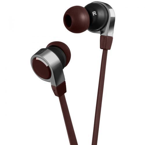 JVC Słuchawki HA-FX45S brown
