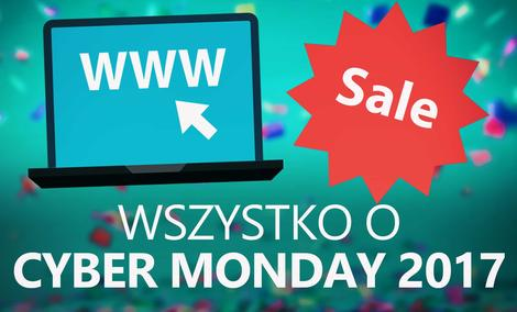 Cyber Monday 2017 – Dzień Wyprzedaży w Sieci
