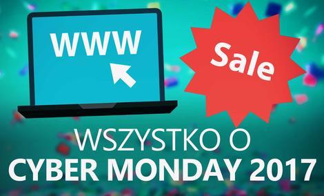 Cyber Monday 2017 – Dzień Wyprzedaży w Sieci