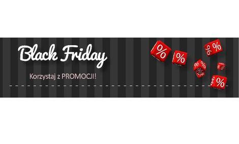 Black Friday - Promocje Jakich Jeszcze Nie Widziałeś!