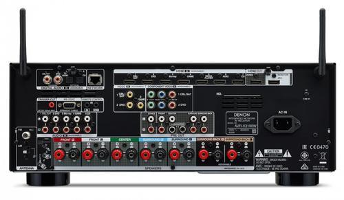 Denon AV AVR-X3100W BK