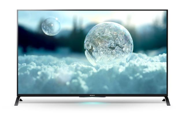 Obraz Ultra HD 4K i Zimowa Sceneria