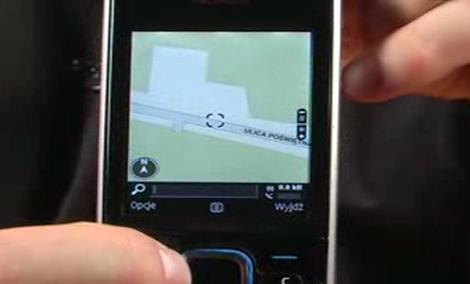Nokia 6210 Navigator [TEST]