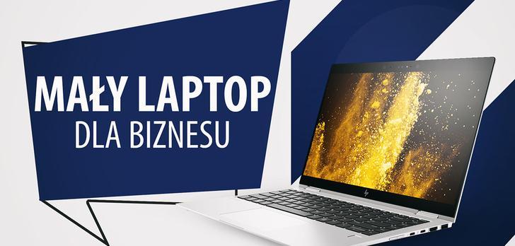 Test HP EliteBook x360 1040 G5 - Laptop biznesowy z klasą