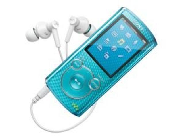 Sony NWZ-E463 - funkcjonalny odtwarzacz muzyczny