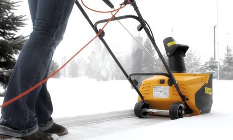 Stiga Snow Electric - Zima Już Nie Taka Zła