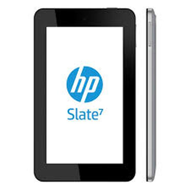 HP Slate 7- pierwszy tablet z systemem Android  od Hewlett-Packard
