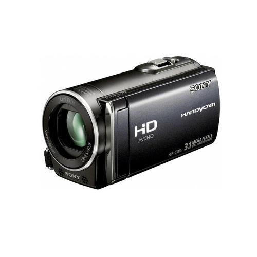 SONY HDR-CX115E (+SONY SD 16GB)
