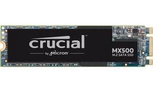 Crucial MX500 500GB M.2 Sata3 2280 560/510 MB/s