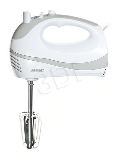 Mikser ręczny MPM MMR-05 (300W/Biało-beżowy)