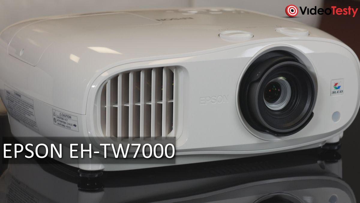 Epson EH-TW7000 recenzja uniwersalnego projektora 4K