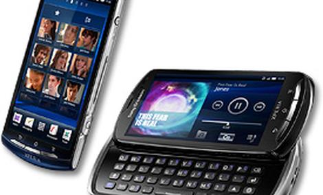 Sony Ericsson Xperia Neo i Xperia Pro [TEST]