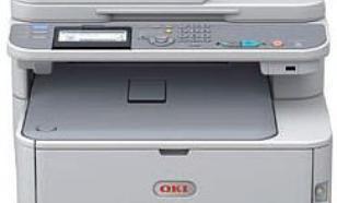 OKI MC352dn
