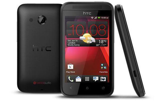 HTC Desire 200 fot4