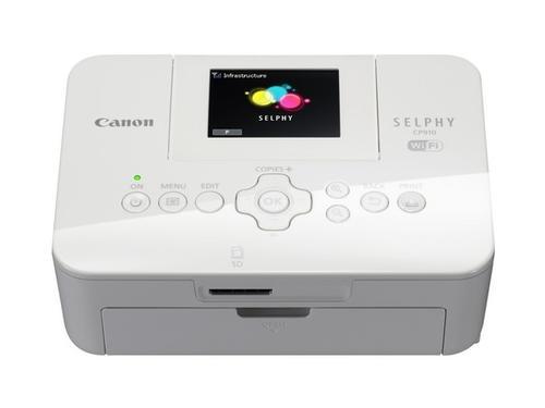Canon DSC SELPHY CP910 WHITE 8427B014AA
