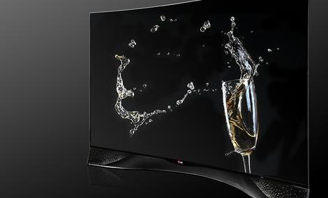 LG Wprowadza Designerski Telewizor Ozdobiony Kryształami Swarovskiego