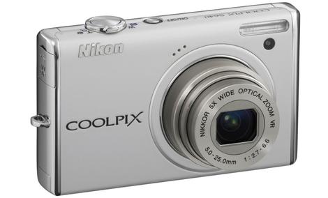 Nikon COOLPIX S640 [TEST]