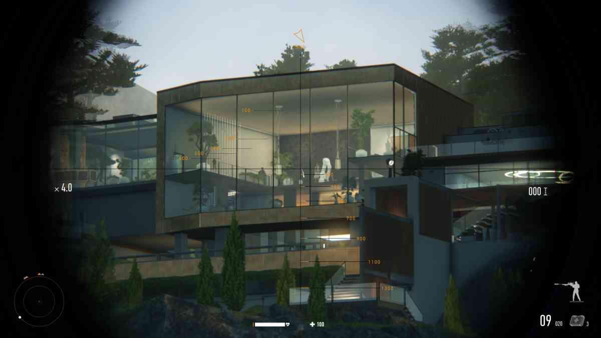 Sniper: Ghost Warrior Contracts - Villa Bossa