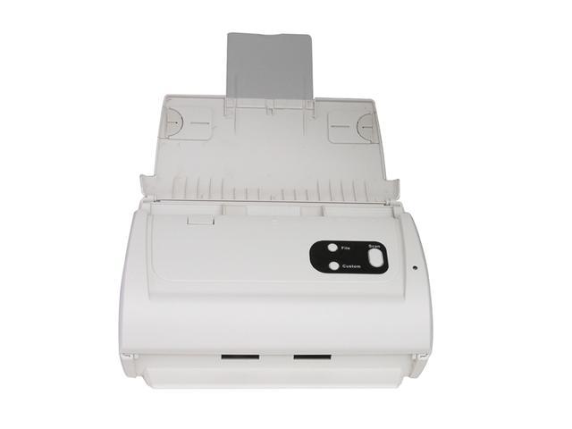 Plustek SmartOffice PS283 – szybki skaner biurowy z podajnikiem w ofercie Modecom