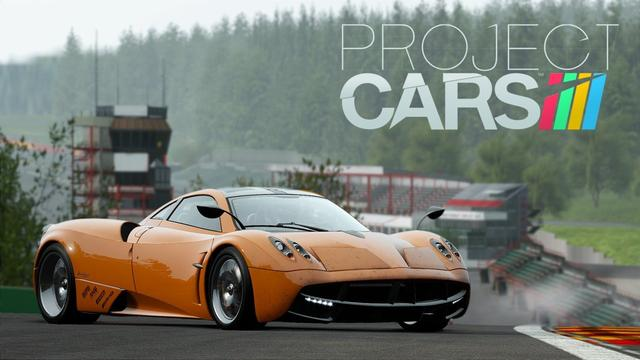 Gra Project Cars
