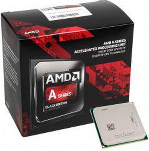 AMD AMD A8-7650K, 3.3GHz, 4MB, BOX (AD765KXBJASBX)