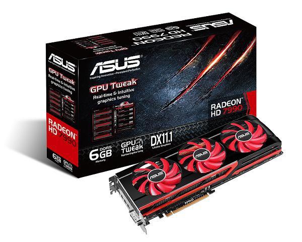 ASUS Radeon HD 7990 2