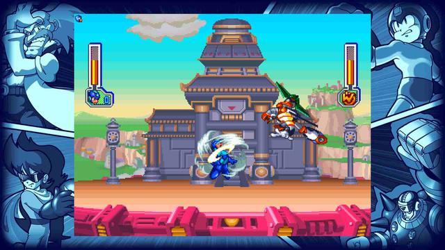 Mega Man X Legacy Collection - Wszystkie części Mega Man X