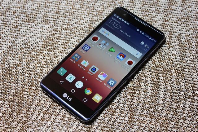 LG X Power - test smartfona z wydajną baterią