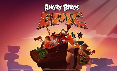 Recenzja Angry Birds Epic – Epickie Walki Turowe!