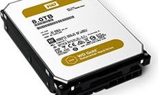 """Western Digital Gold 8 TB 3.5"""" SATA III (WD8002FRYZ)"""