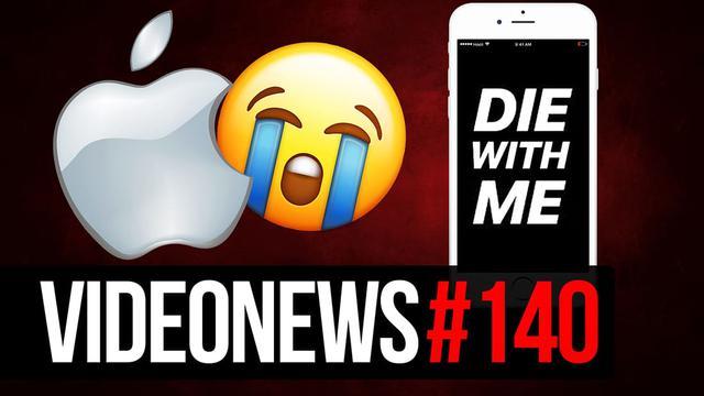 Koniec iPhone, Ugryzł Baterie, Polskie Powietrze - VideoNews #140