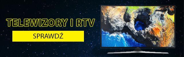 Lista telewizorów i sprzętu RTV w obniżonych cenach >>>