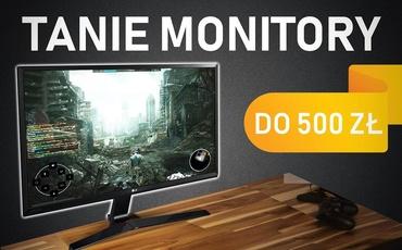 Tani monitor do 500 zł - Jaki kupić? |TOP 7|