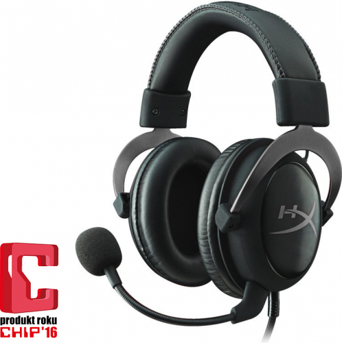 HyperX Cloud II Gun Metal Grey 7.1 (KHX-HSCP-GM)