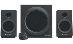 Logitech 2.1 Z333 Multimedia Speakers