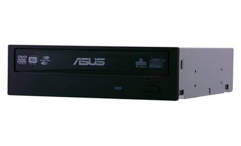 Energooszczędna nagrywarka Asus DRW 24B1LT