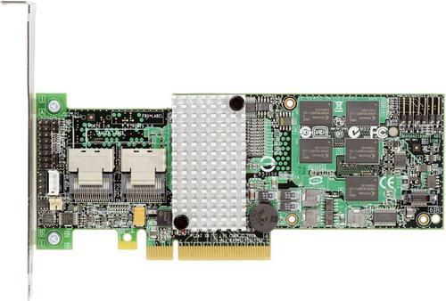 Intel RS2BL080 kontroler RAID SAS 6G 8xSAS int,PCIex8,512MB