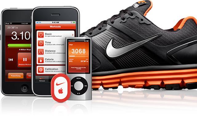 Zestaw sportowy Nike + iPod