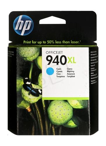 HP Tusz Niebieski HP940XL=C4907AE, 1400 str., 16 ml