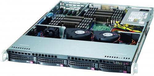 Supermicro SuperServer 6017R-TDF+ SYS-6017R-TDF+