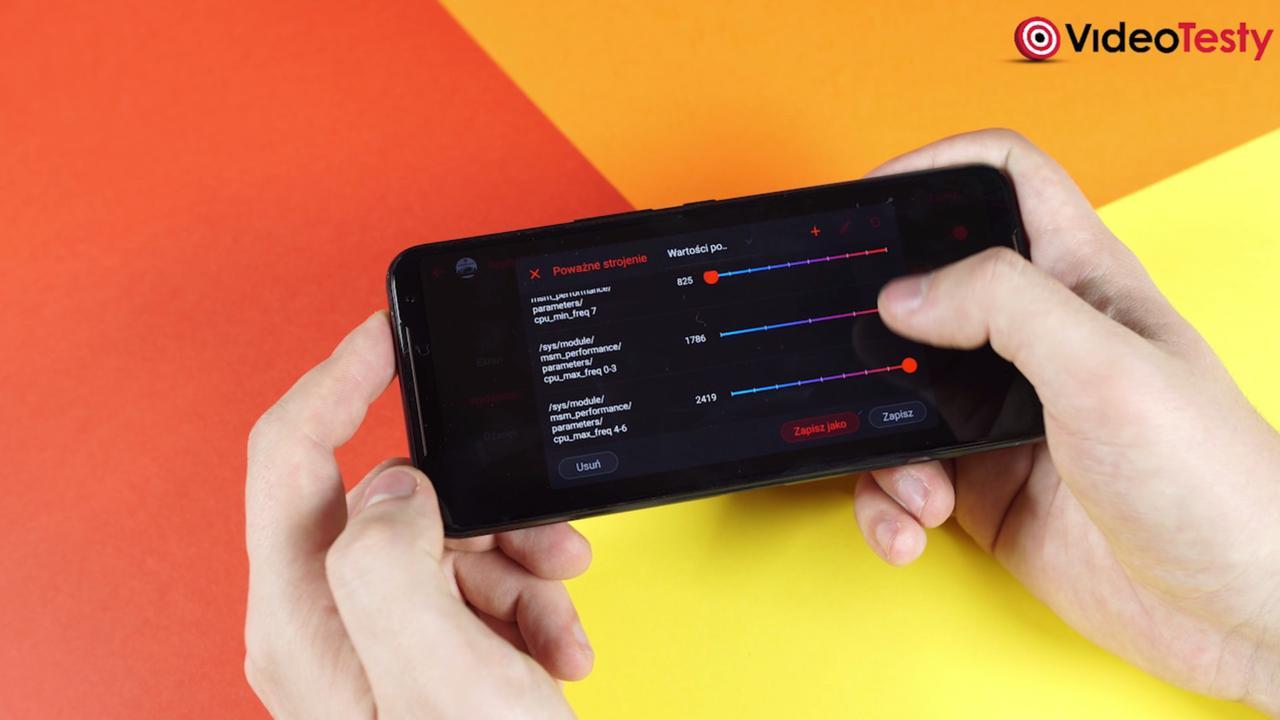 Zaawansowane opcje trybu X pozwolą wpłynąć na każdy element gry