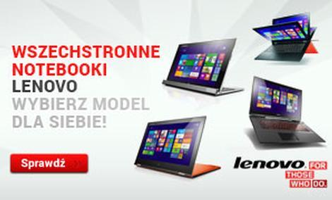 Wszechstronne Notebooki Lenovo - Wybierz Model Dla Siebie!