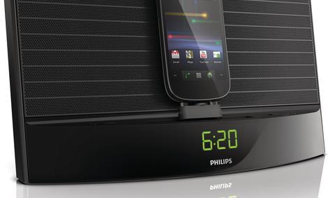 Philips prezentuje najnowsze głośniki Fidelio ze stacją dokującą dla urządzeń Android